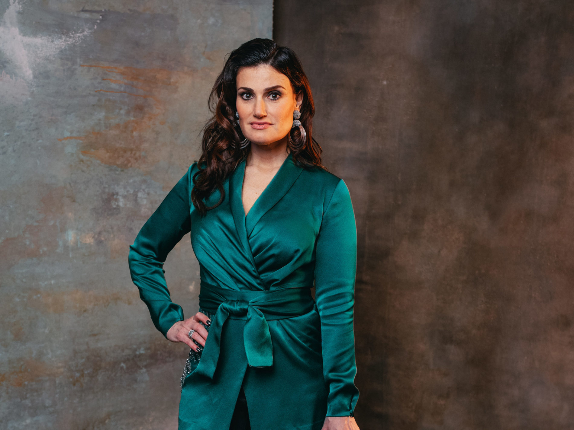 Idina's Upcoming Virtual Events